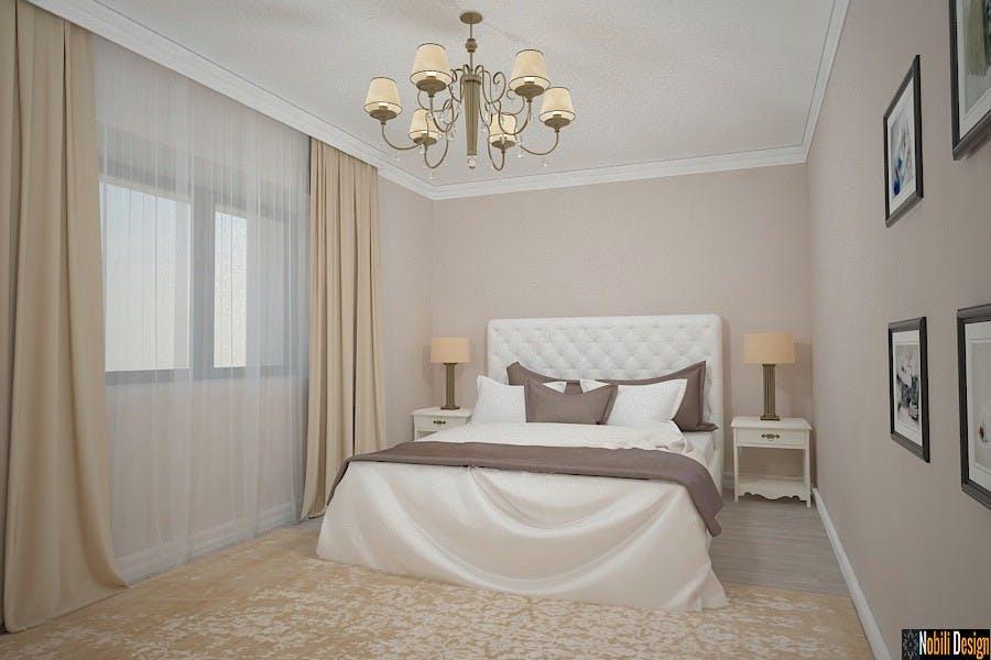 interior design classic bedroom luxury house nobili interior