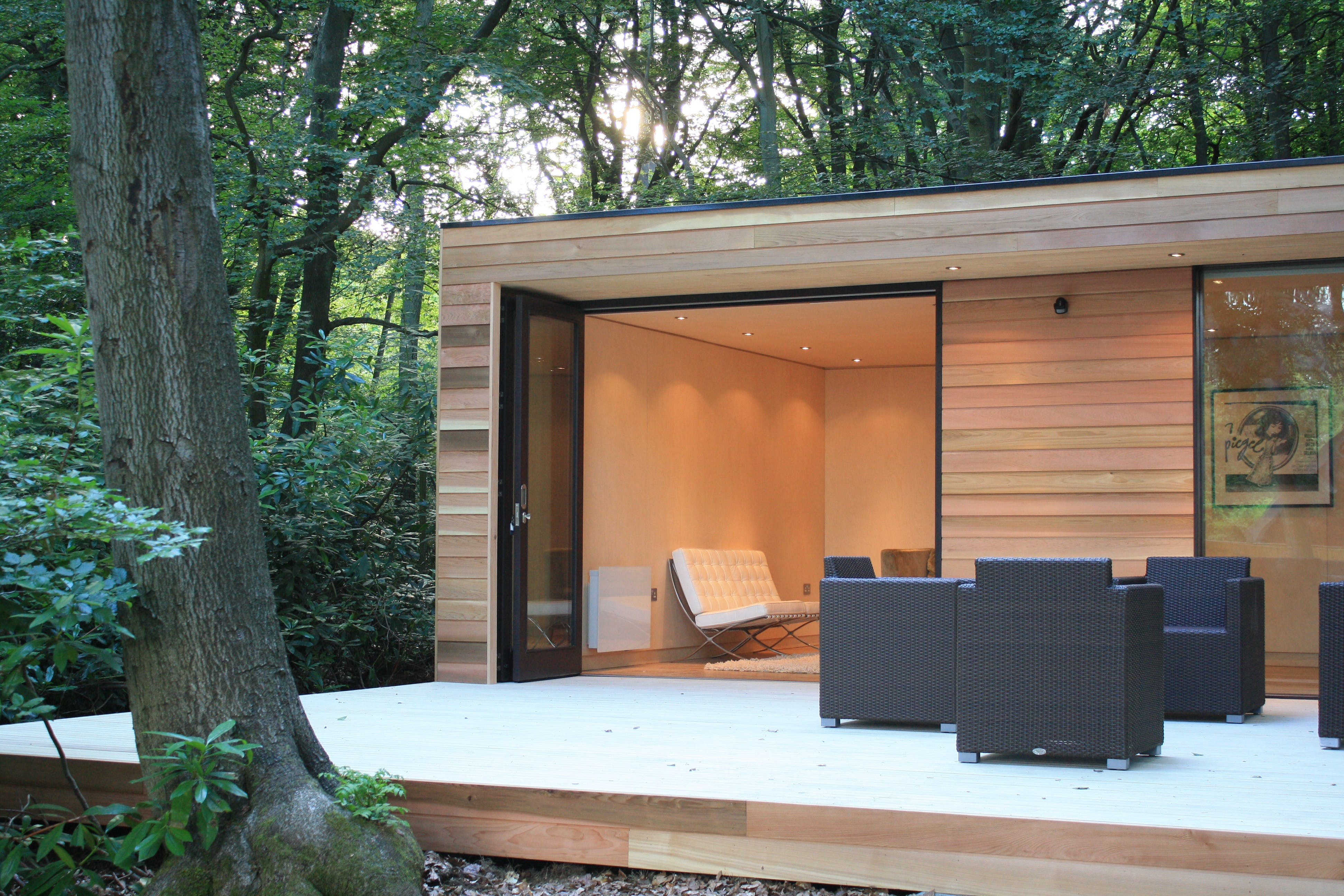 init studios garden office. 8 more images init studios garden office