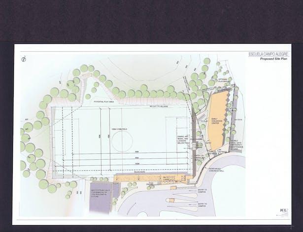 Site Plan for Presentation
