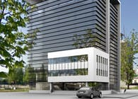 Office Building Architectural Project