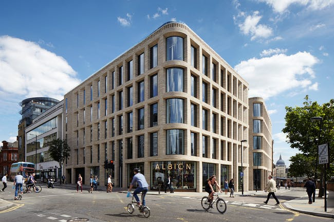 Turnmill in London, UK by Piercy&Company; Photo: Hufton+Crow