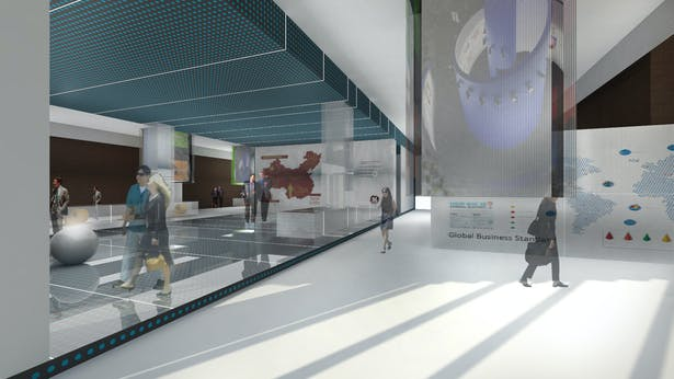 GE Healthcare Headquarters | Zhanna N Manko | Archinect