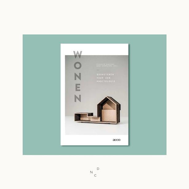 De Nieuwe Context is het jaar gestart met een nieuw boek: Wonen, Bouwstenen voor een Habitologie Door Sylvain De Bleeckere, Danny Windmolders https://www.acco.be/nl-be/items/9789462922679/Wonen