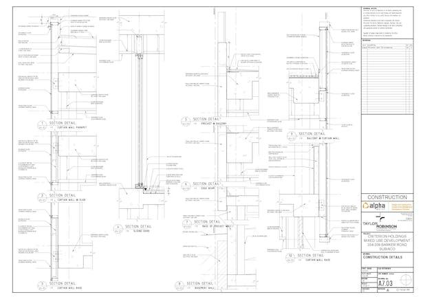 Construction Details 1