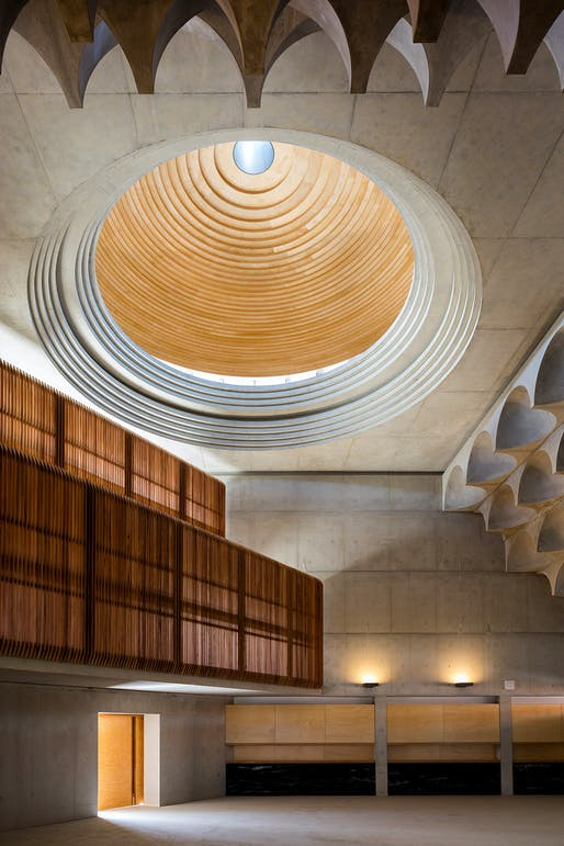 Punchbowl Mosque by Candalepas Associates (NSW). Photo: Brett Boardman.