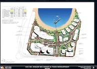 Sheikh Khaled mixed use development