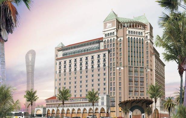 villagio hotel Qatar