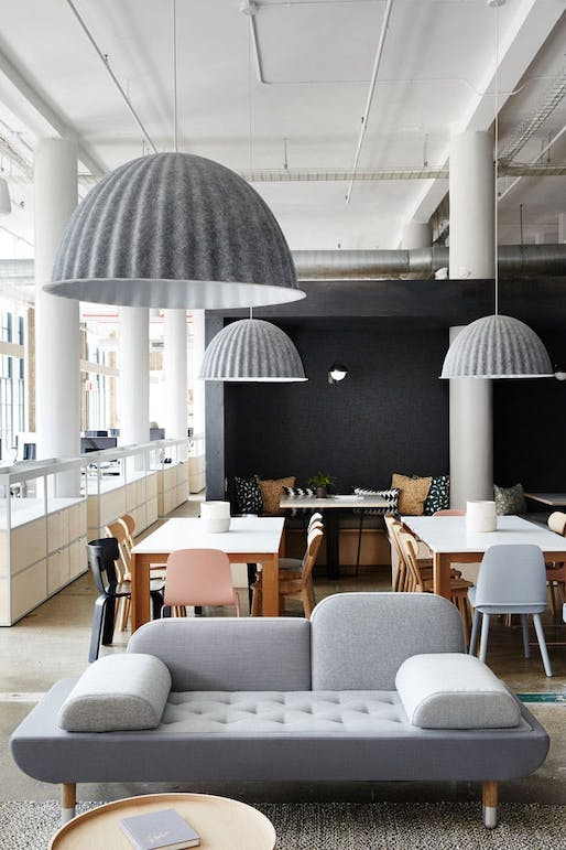 DOTS Office by Architecture AF. Photo: Nicole Franzen.