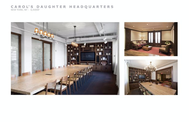Conference Rooms and Reception