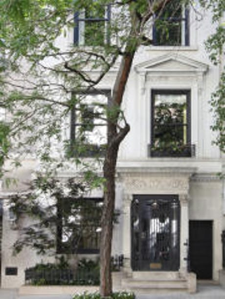 Interior renovation of an 1899 townhouse on the upper east side