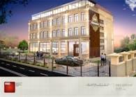 Azerbaijan boutique hotel