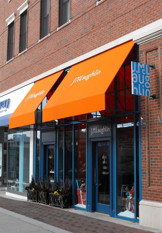 Bethesda Store Exterior