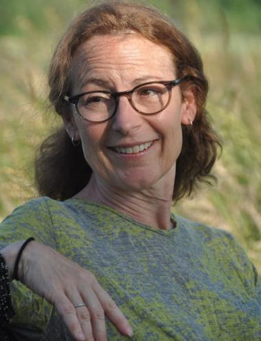 Nationally renowned landscape architect Elizabeth K. Meyer has been associated with U.Va.'s School of Architecture for more than 40 years, beginning with her time as an undergraduate student. (Image via U.Va.)
