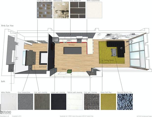 Berg Nabisco Loft Bstudio Architectural Design Archinect