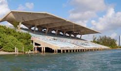 Rescue Plan for a Marooned Miami Stadium