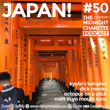If you visit Kyoto beware... Podcast Ep #050