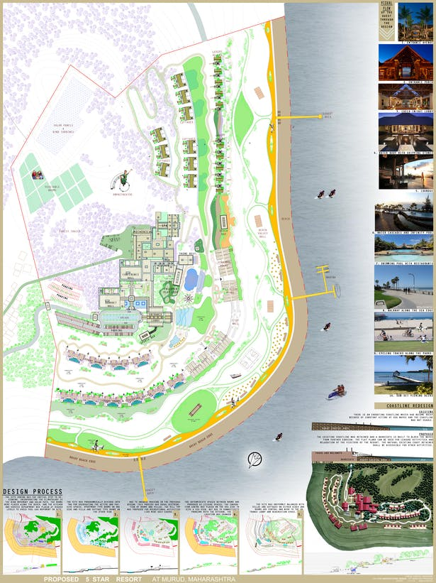 5 Star Resort and Convention Centre Proposal | Porus Vakshoor