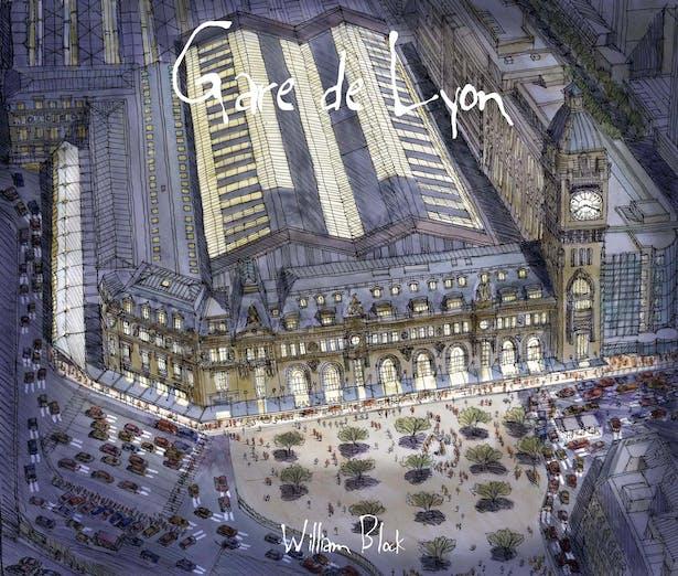 Gare de Lyon, Paris