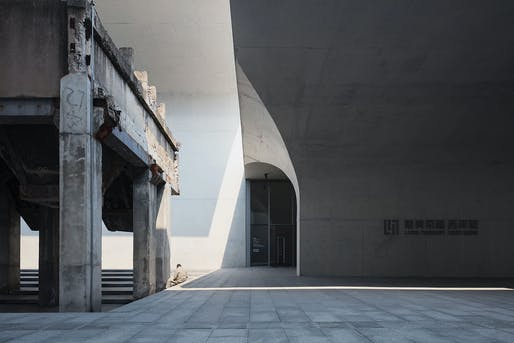 Exterior — Project: Long Museum West Bund Shanghai, China by Atelier Deshaus. Photographer: Pawel Paniczko