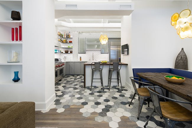 Flatiron Meets Bali in New York, NY by Matiz Architecture and Design