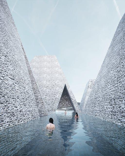 Image: Kengo Kuma & Associates.