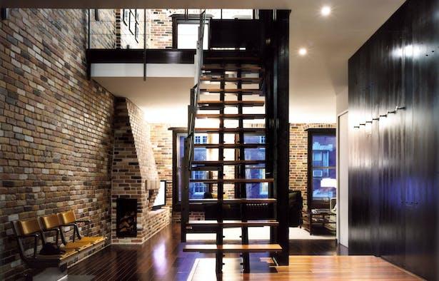 stair photo ©Michael Moran