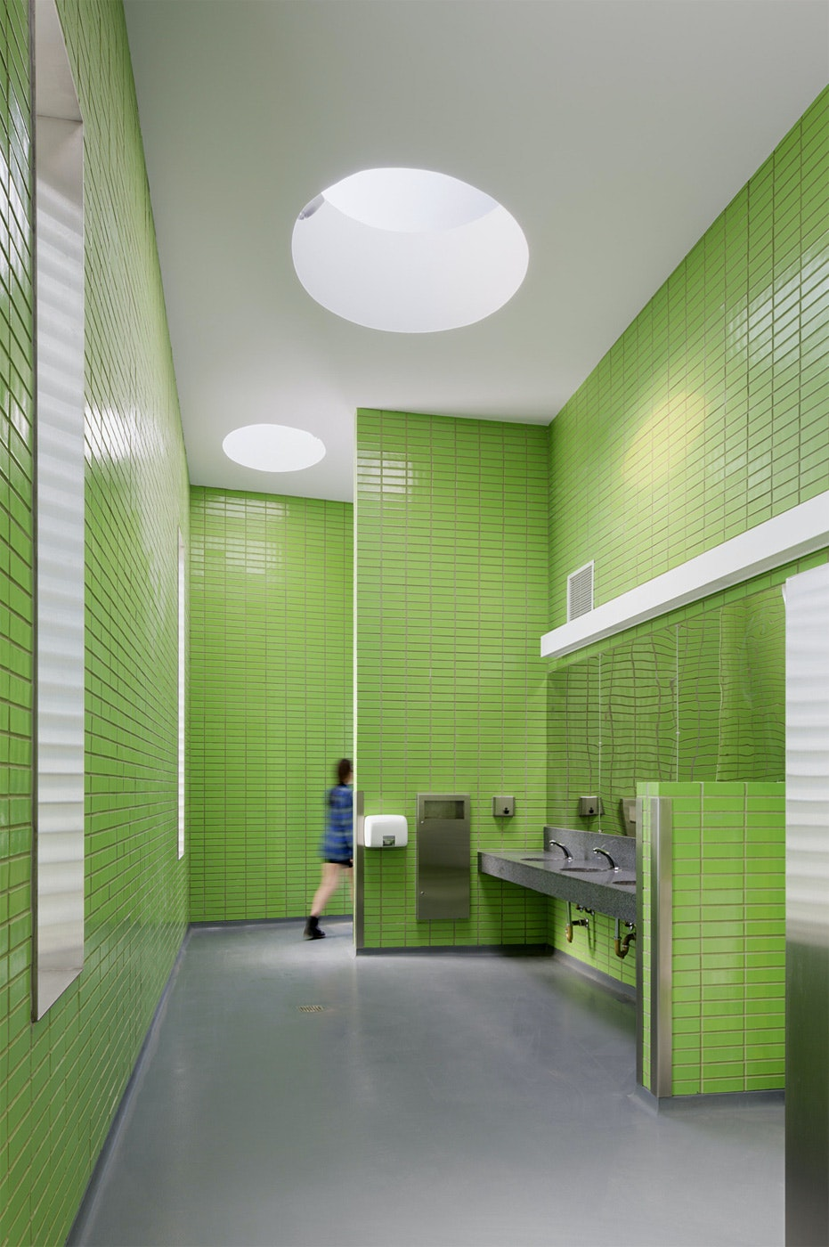 """Ten Top Images on Archinect's """"Color"""" Pinterest Board"""