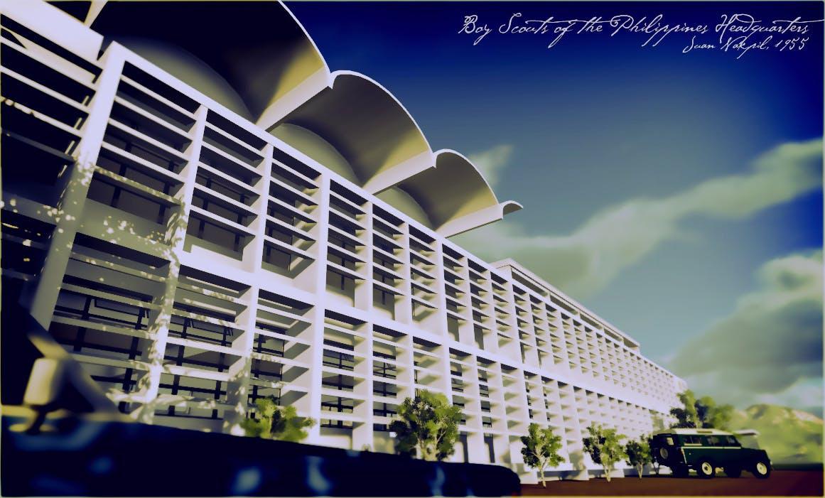 Philippine Architecture Engell Franz Tamayo Fagaragan