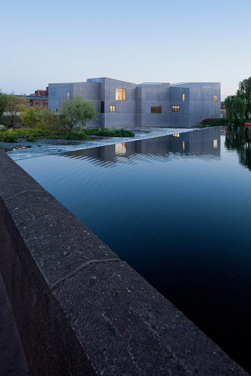 Winner of Art Fund's prestigious Museum of the Year prize: the Hepworth Wakefield in Yorkshire, England. Photo: Iwan Baan.