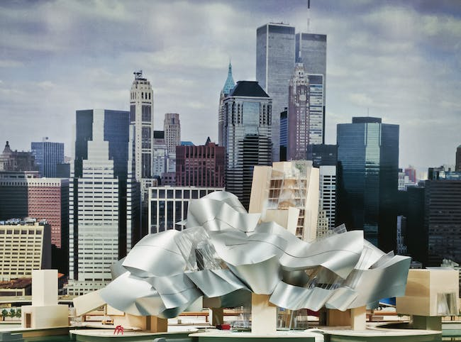 Frank Gehry Guggenheim Museum (2000). Courtesy of Distributed Art Publishers, Inc.