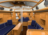 48' Custom Sailboat