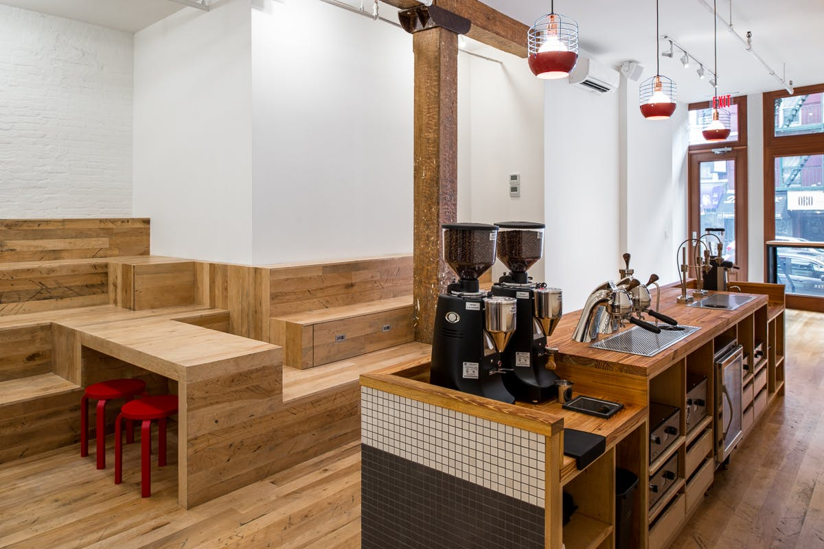 Counter Culture Coffee New York