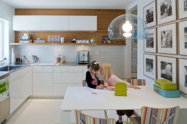 kitchen design featured in Dwell's - 100 kitchens we love | summer 2011