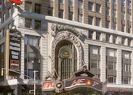 The Paramount Building Marquee & Arch Restoration