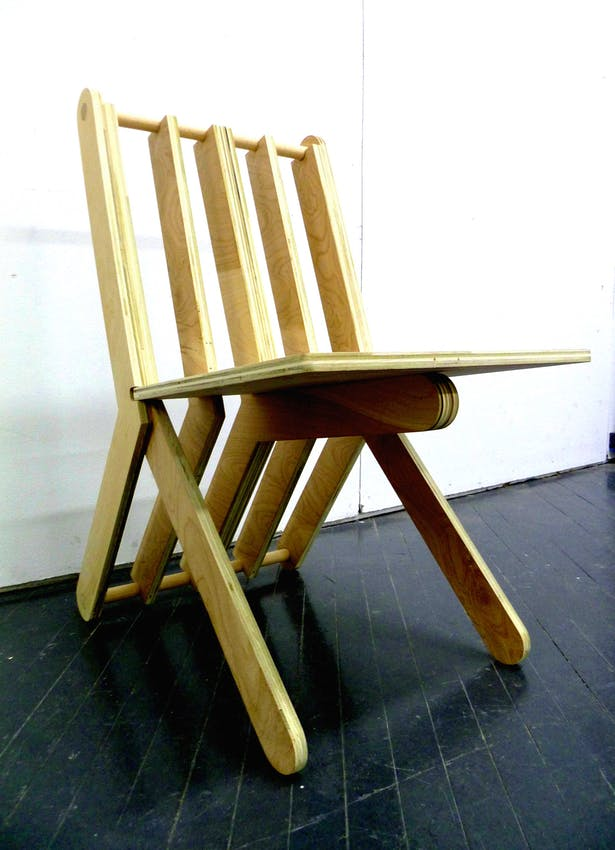 Pleasing Cnc Milled Chair Jenna Cruff Archinect Spiritservingveterans Wood Chair Design Ideas Spiritservingveteransorg