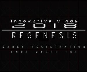 Innovative Minds 2018: Regenesis Architectural Design Competition