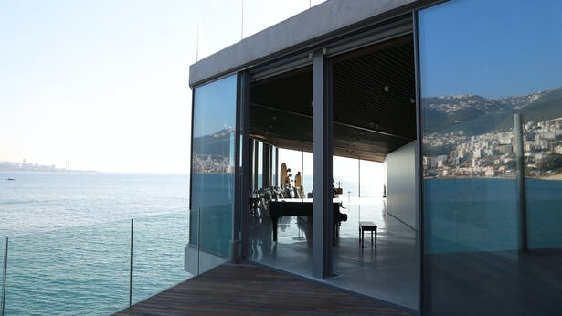 CALYPSO BY SOMA Architects - Michel Abboud