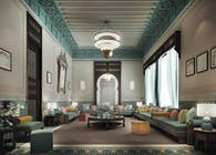 Thriving Legacy Through Luxurious Moroccan Majlis Interior Design