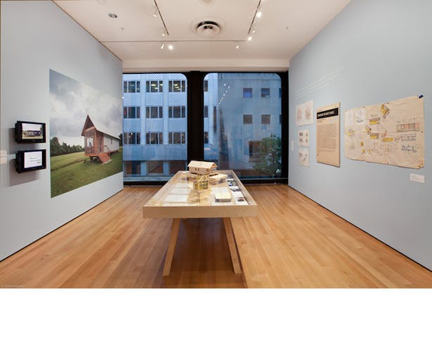 'Small Scale, Big Change: New Architectures of Social Engagement' at MoMA