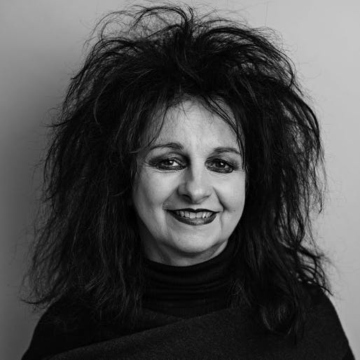 Odile Decq. Photo: Franck Juery.