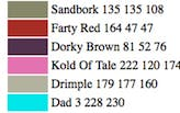 Paint Colors That Help Hide Dust