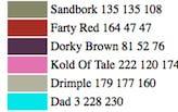 Paint Colors That Help Hide Dust