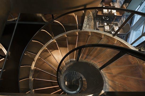 Fuzhou Kempinski Hotel - Stairs