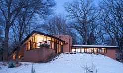 Frank Lloyd Wright designed Olfelt home is now for sale at $1.3M