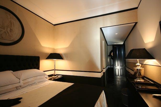 Mockup Bedroom