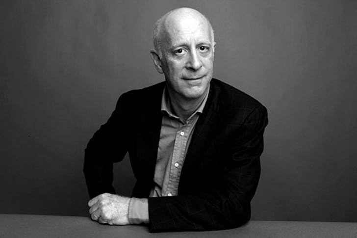 Paul Goldberger (photo via gettyiris.com).