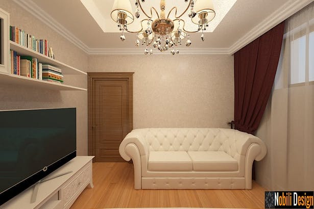 Nobili Interior Design ~ Classic interior design