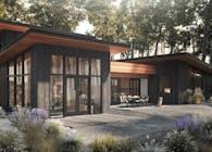 Cedar River Bluff Residence