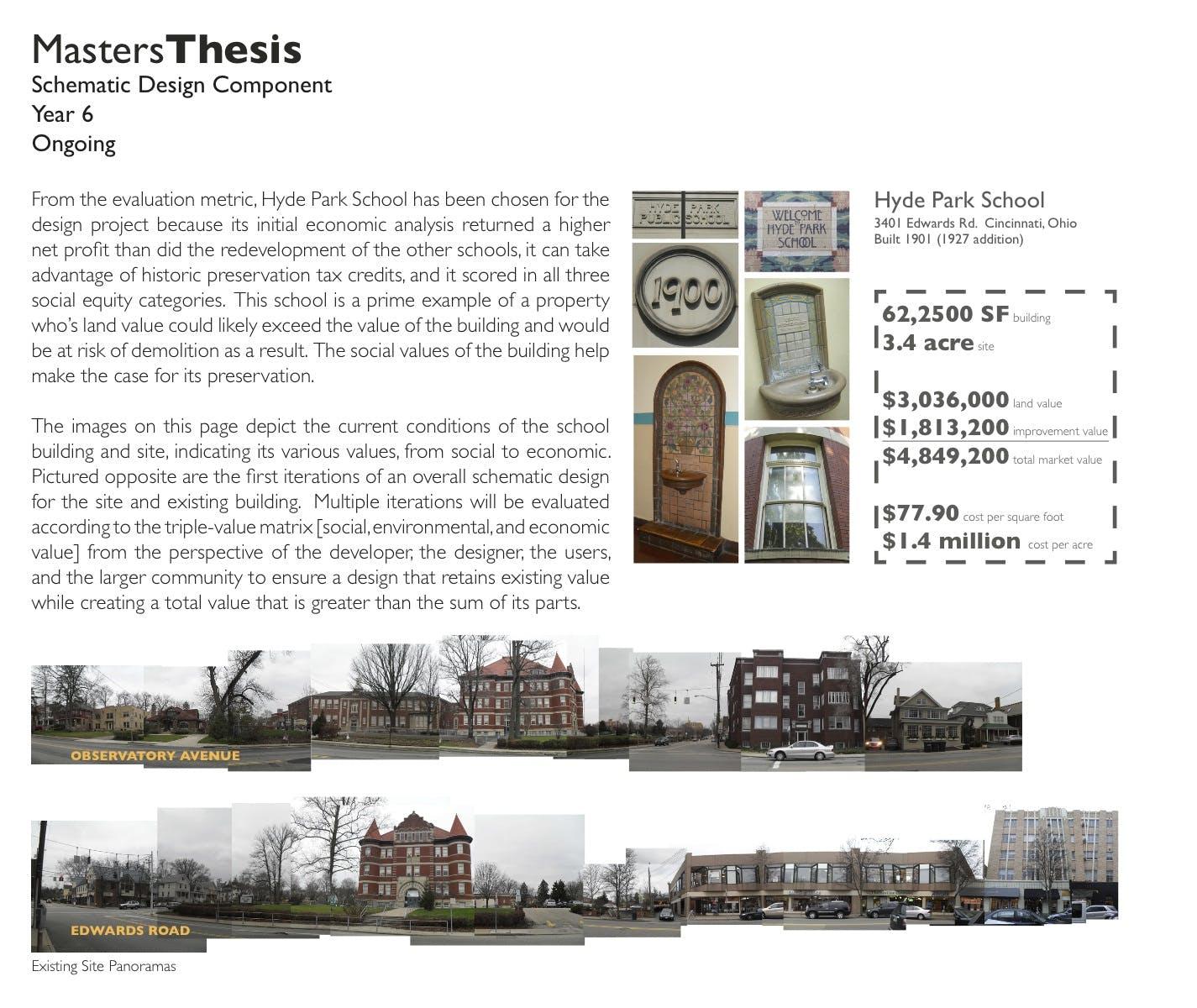 Architect thesis