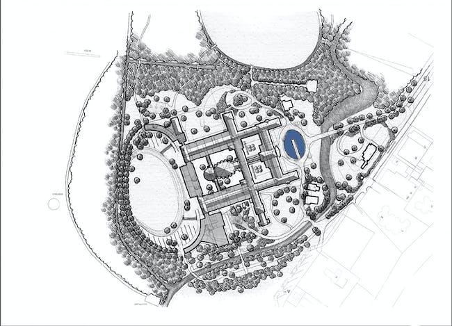 Site plan 2 (Image: HOSPER)